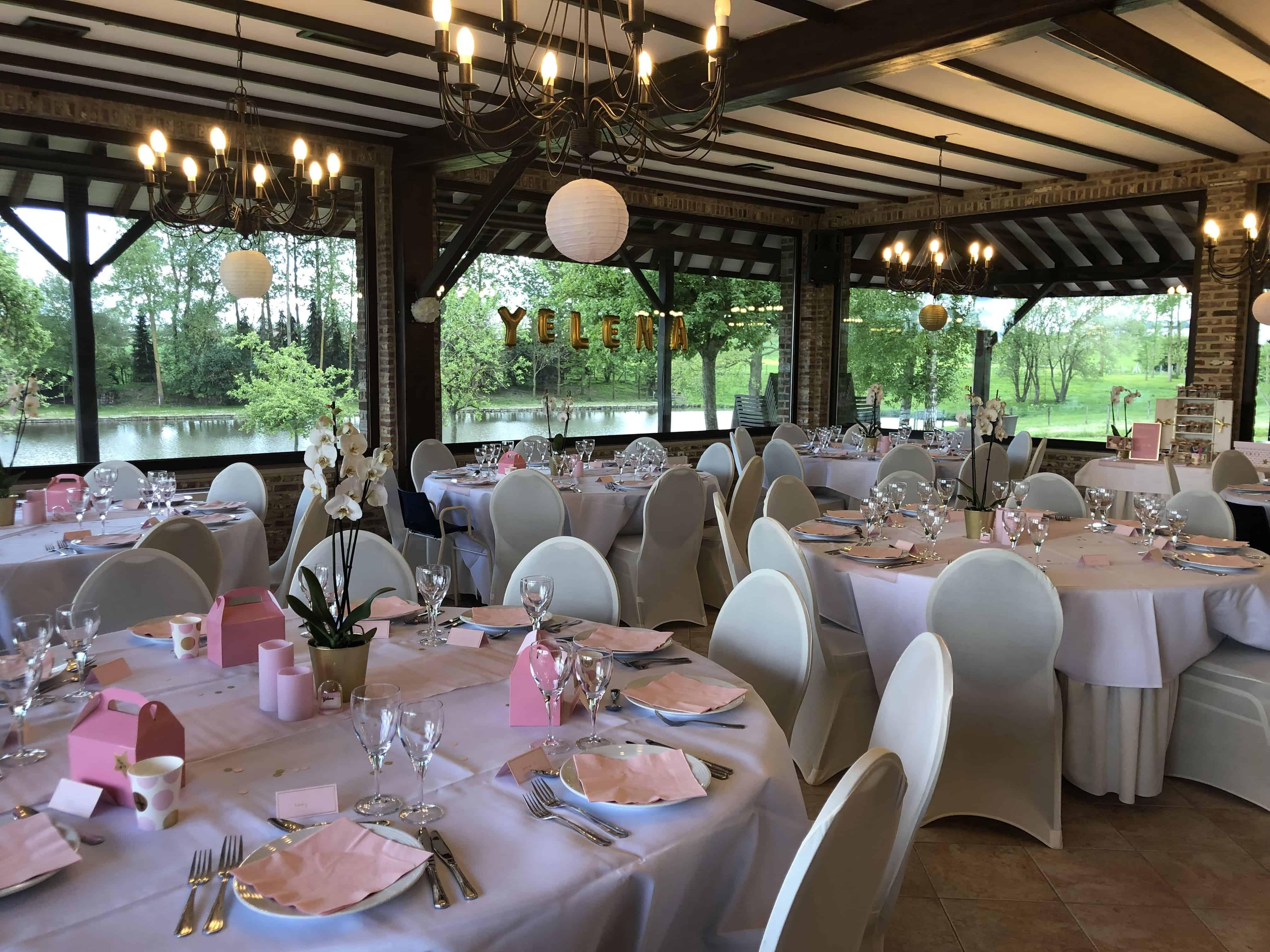 Domaine Margaille Salle De Fete Mariage Communion Bapteme